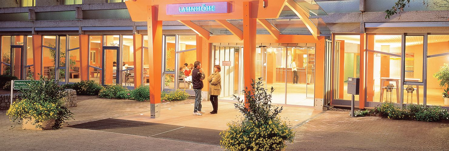Klinik Lahnhöhe - Medizinisches Zentrum Lahnhöhe